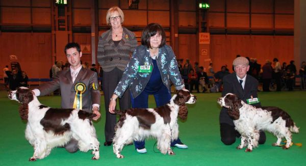 Crufts Best of Breed 2009